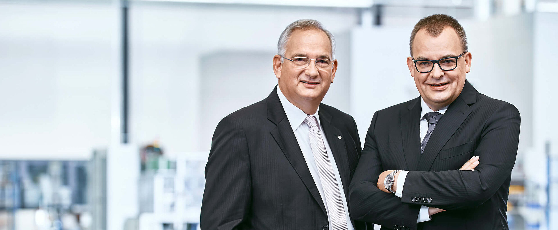 Thomas Herr and Bernd Neugart are the General Managers of Neugart GmbH